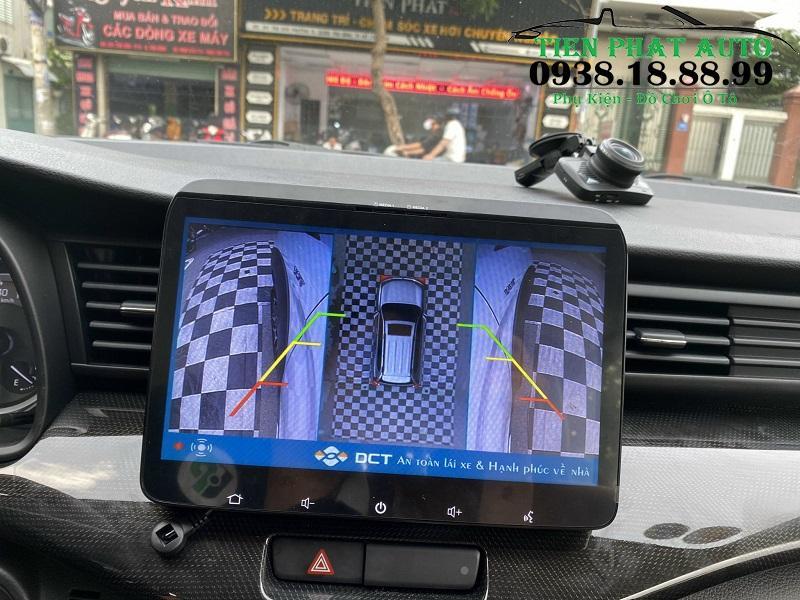 Camera 360 DCT Cho Suzuki XL7