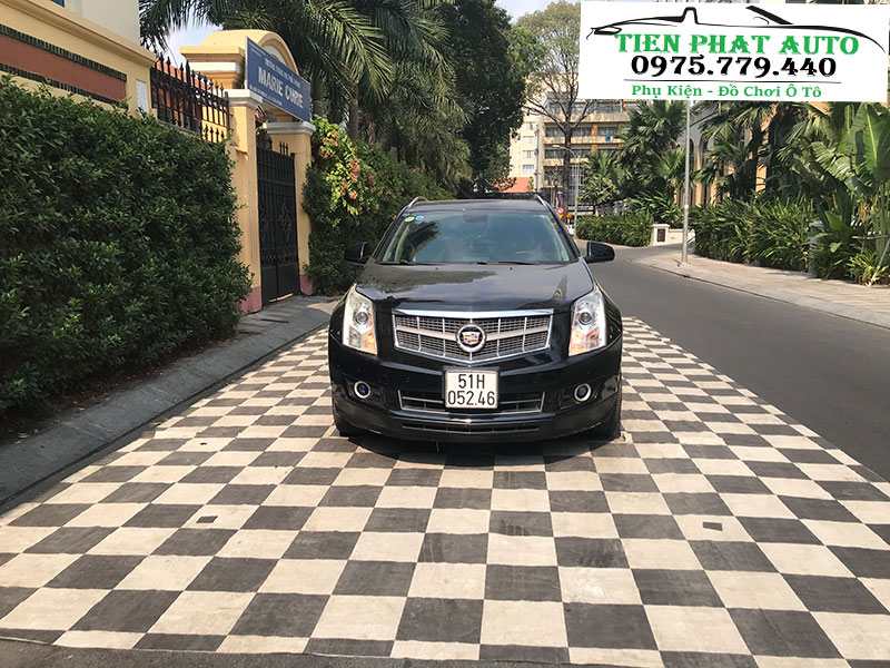 Camera 360 DCT Cho Xe Cadillac SRX