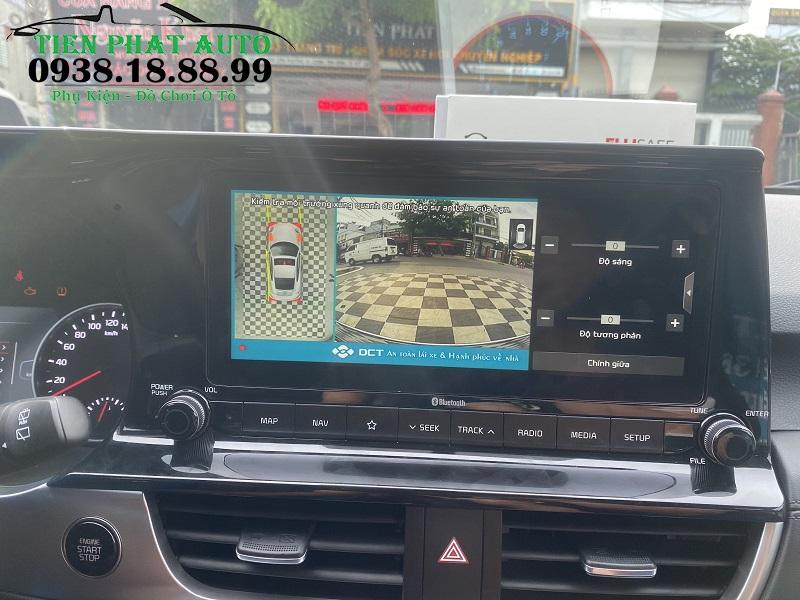 Camera 360 DCT Cho Xe Kia Seltos