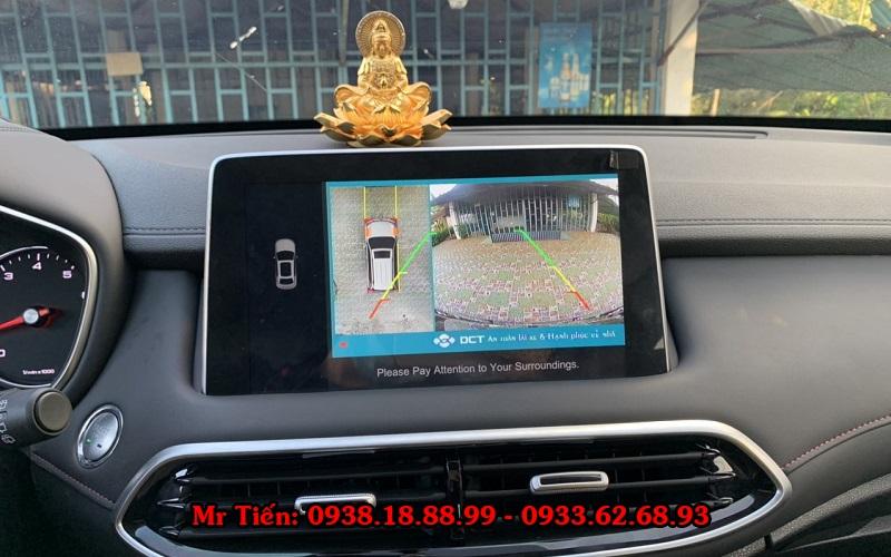Camera 360 DCT Cho Xe MG HS