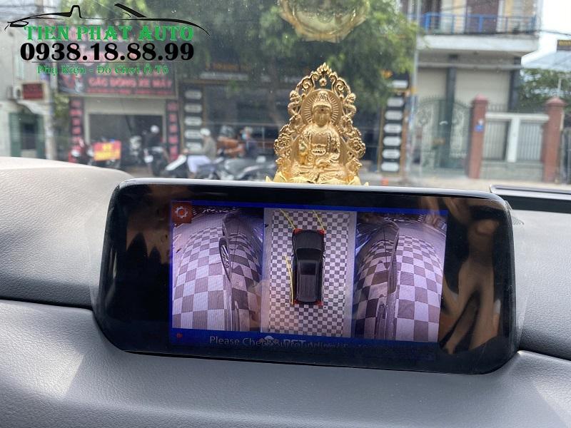Camera 360 DCT T1 Cho Mazda Cx8