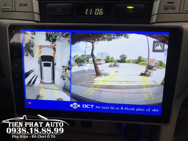 Camera 360 DCT Xe Lexus RX400H