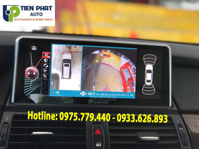 Camera 360 độ DCT Cho Xe BMW X6 Chất Lượng Tại Cần Thơ