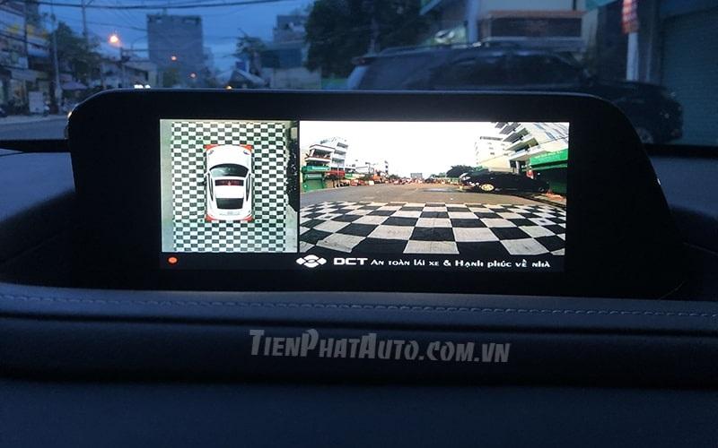 Camera 360 DCT Mazda CX30