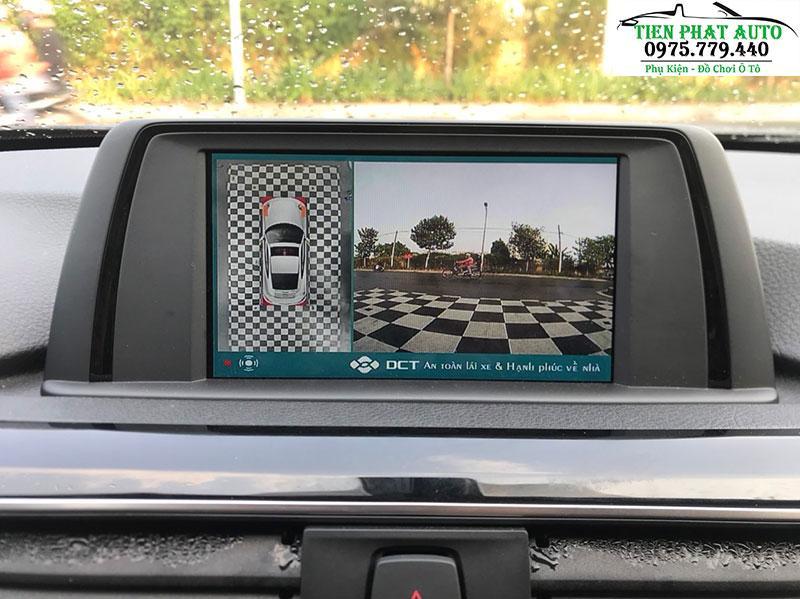 Camera 360 Độ DCT Phiên Bản T3 Cho BMW 320i