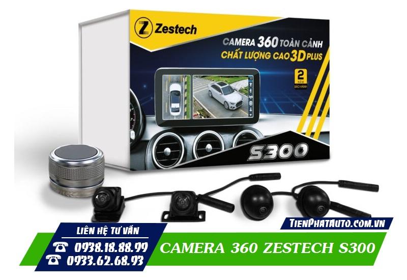 Camera 360 Zestech S300