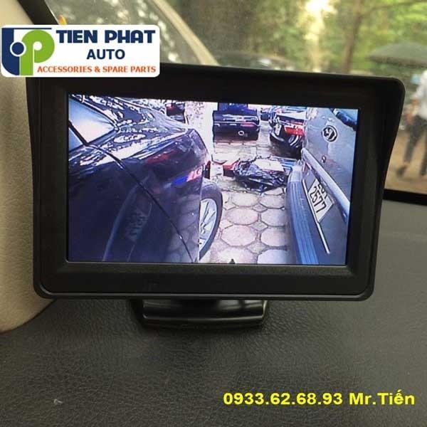 Camera Gương Cập Lề Cho Xe Honda Acord Lắp Đặt Tận Nơi