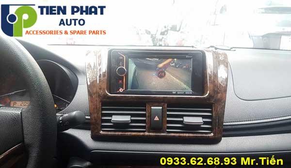 Camera Gương Cập Lề Cho Xe Mitsubishi Outlander Lắp Đặt Tận Nơi
