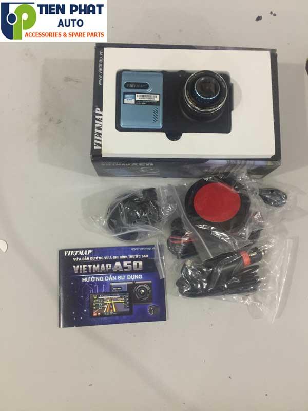 Camera Hành Trình Tích Hợp Dẫn Đường Vietmap A50 Cho Ford Ranger