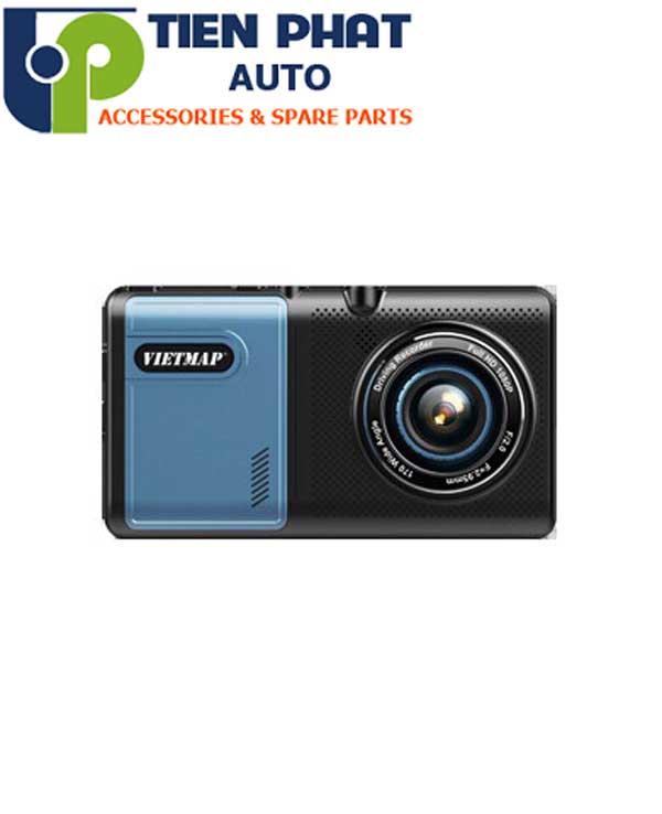 Camera Hành Trình Tích Hợp Dẫn Đường Vietmap A50 Cho Toyota Camry