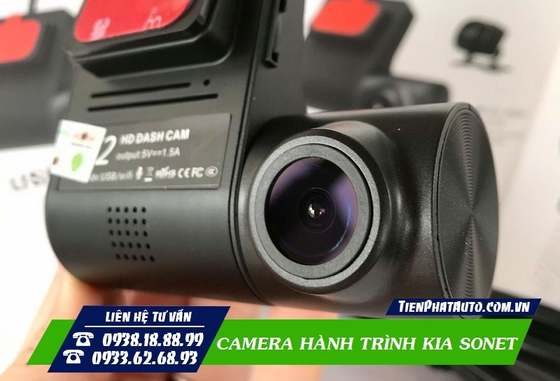 Camera Hành Trình KIA SONET
