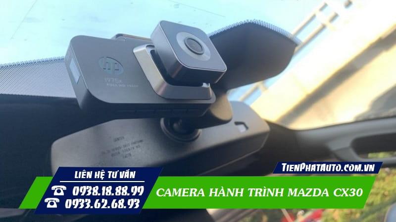 Camera Hành Trình Cho Xe Mazda CX30