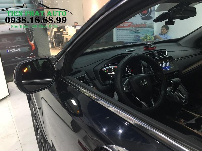 Cảnh Báo Điểm Mù Cho Xe Honda Accord