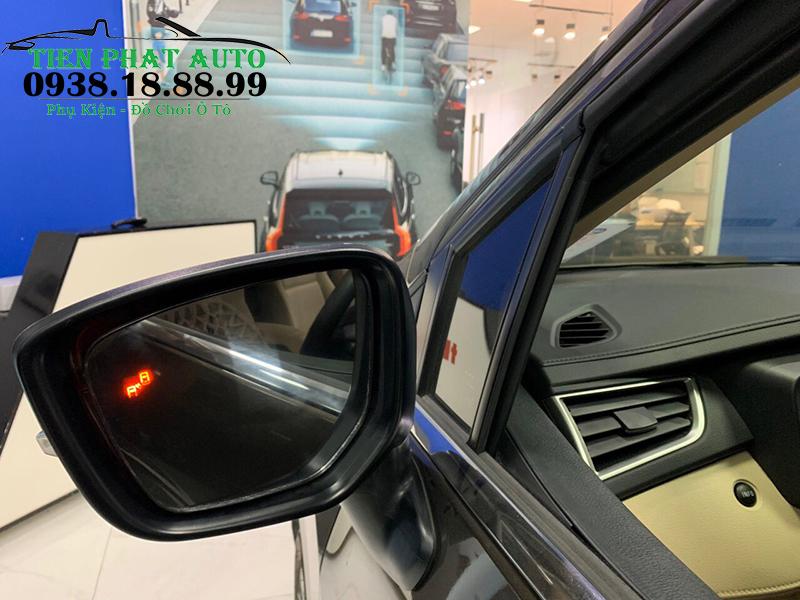 Cảnh Báo Điểm Mù Trên Gương BSM-01M Cho Ô Tô