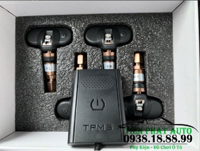 Chuyên Lắp Cảm Biến Áp Suất Lốp Cho Honda CRV Tại TPHCM