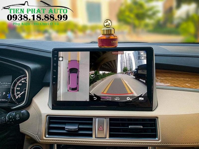 Có Nên Lắp Màn Hình Android Liền Camera 360 Độ Không?