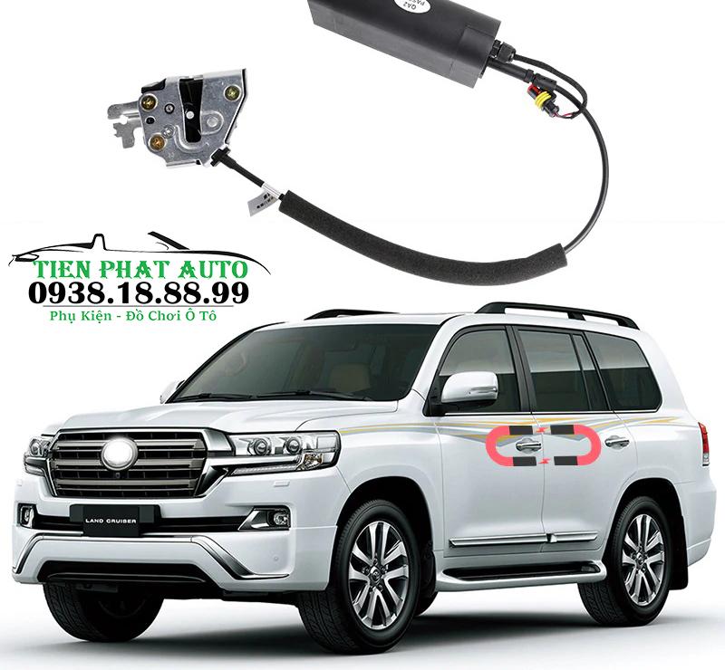 Cửa Hít Tự Động Cho Toyota Land Cruiser Prado