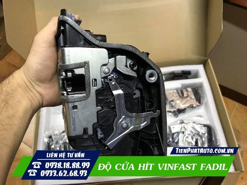 Cửa Hít Tự Động Cho Vinfast Fadil