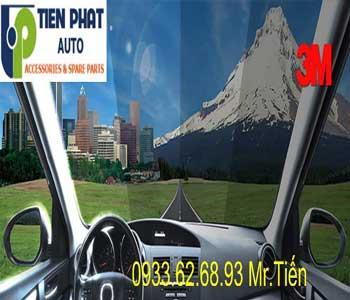 Dán Phim Cách Nhiệt Cao Cấp Cho Xe Mitsubishi Pajrero sport tại Tiến Phát Auto