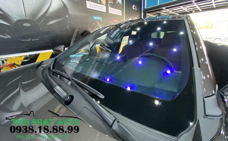 Dán Phim Cách Nhiệt Đổi Màu VOX UV400