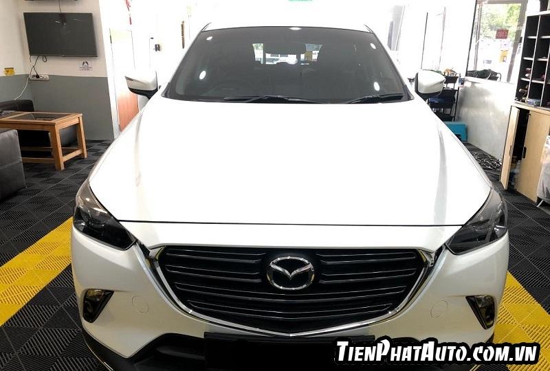 Dán Phim Cách Nhiệt Mazda CX3