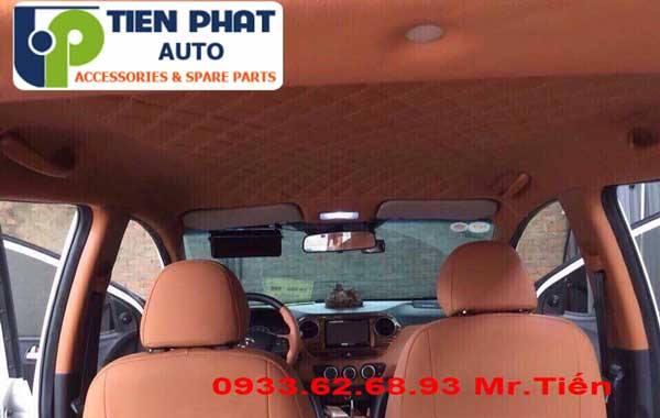 Dán Trần La Phông 5D Cho Toyota Fortuner Tại Tp.Hcm Lắp Đặt Tận Nơi