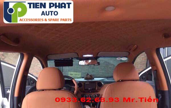 Dán Trần La Phông 5D Cho Toyota Yaris Tại Tp.Hcm Lắp Đặt Tận Nơi