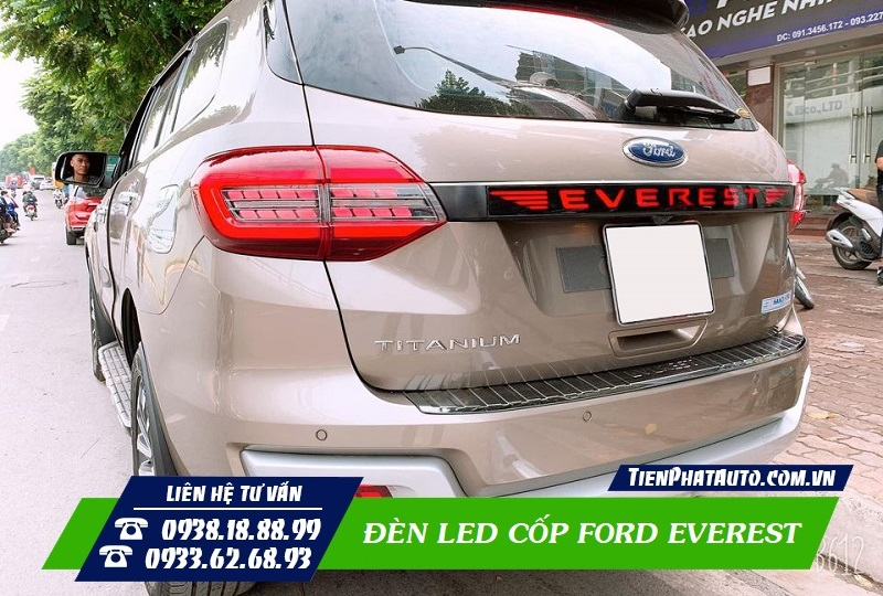 Đèn LED Cốp Ford Everest
