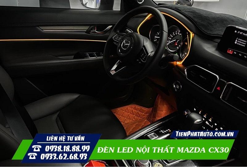 Đèn Led Nội Thất Mazda CX-30