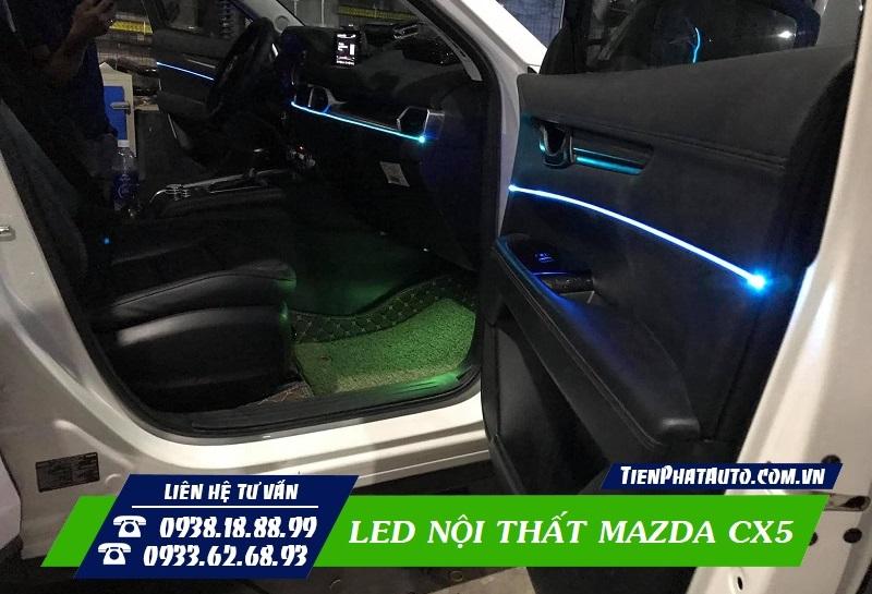 Đèn LED Nội Thất Mazda CX5