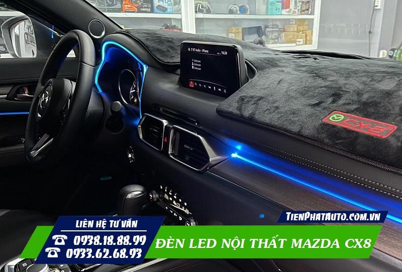Đèn LED Nội Thất Mazda CX8