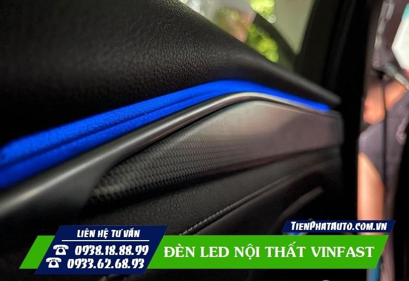 Đèn LED Nội Thất Vinfast Lux A - Lux SA - Fadil