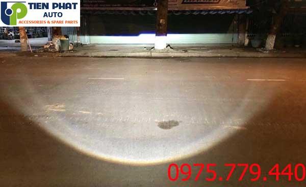 Độ Bi Cầu Domax Xenon Aozoom FBL Tăng Sáng 300% Cho Honda Crv Bảo Hành 3 Năm