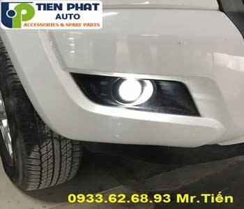 Độ Bi Đèn Gầm Cho Xe Toyota Yaris 2017 tại TP HCM Lắp Đặt Tận Nơi