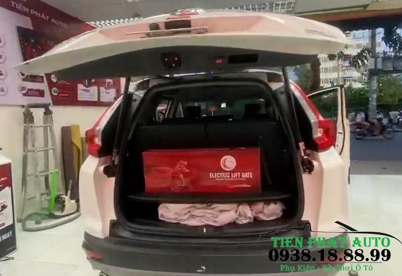 Độ Cốp Điện Cho Xe Honda CRV
