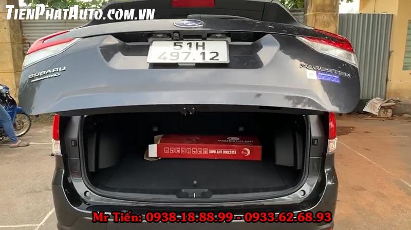 Độ Cốp Điện Subaru Forester