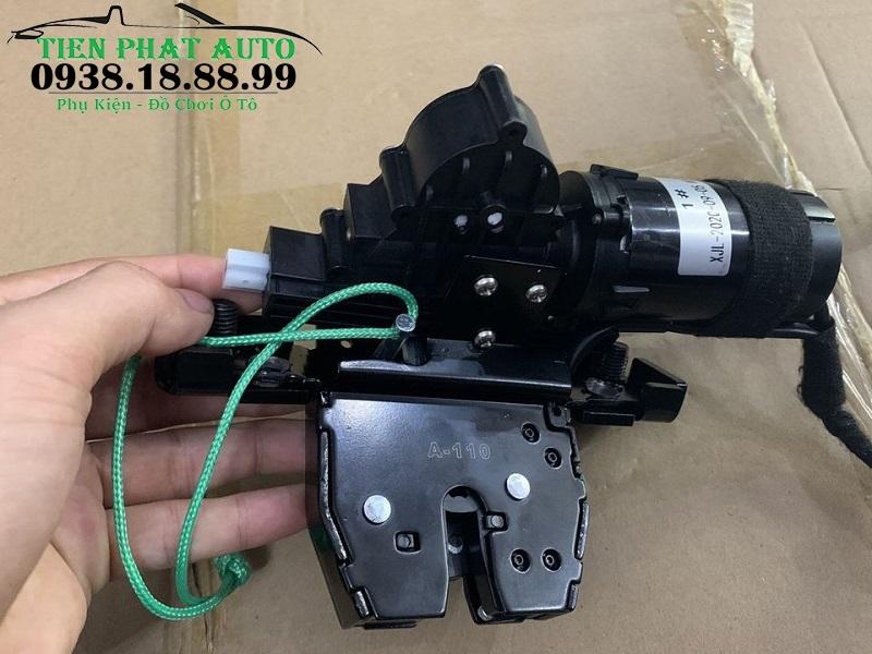Độ Cốp Điện Vinfast Lux SA 2.0