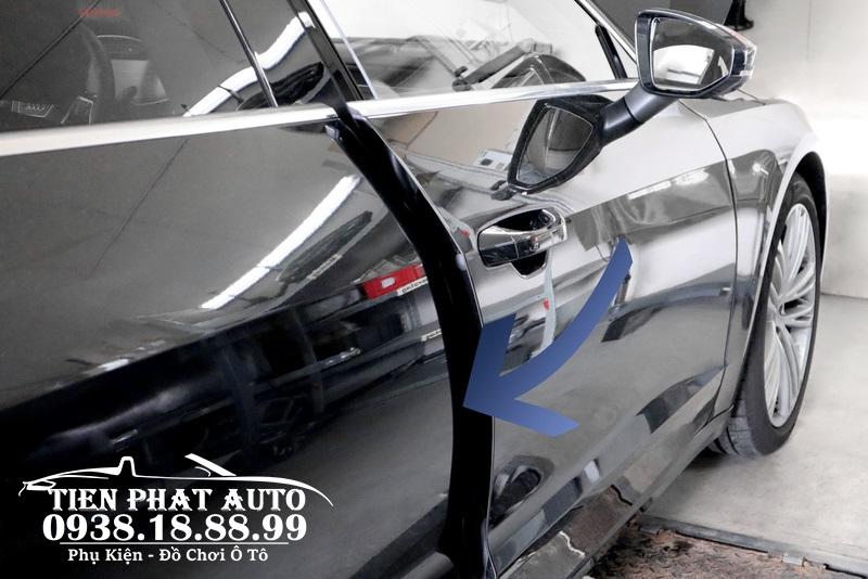Độ Cửa Hít Cho Xe Audi A3 Chuyên Nghiệp