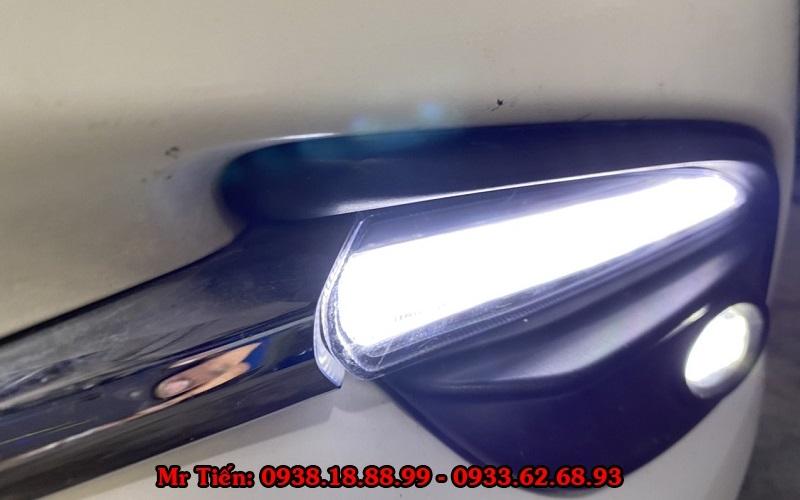 Độ Đèn LED Gầm Xe Mazda 3