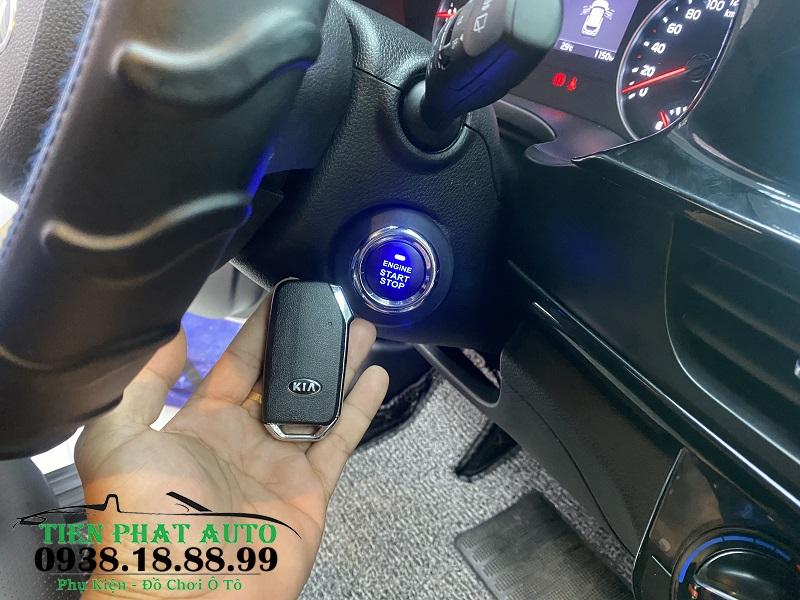 Độ Smartkey Start Stop Cho Xe Kia Seltos