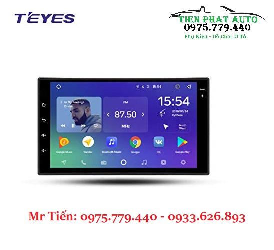 DVD Android Teyes Spro Cho Hyundai Santafe