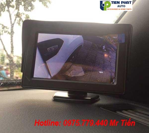Gắn Camera Gương Cập Lề - Camera Gương Phụ Cho Ô Tô Giá Rẻ Tại Tp.HCM
