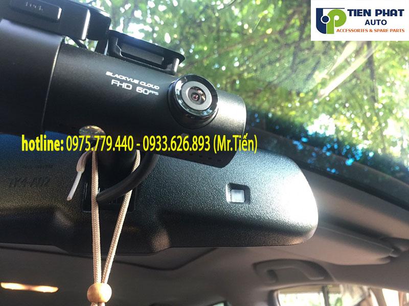 Gắn camera hành trình Hàn Quốc Blackvue DR750-2CH cho Honda Acord 2019