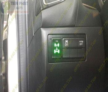 Lắp Cảm Biến Áp Suất Lốp Cho Honda Odyssey Tại Tp.Hcm