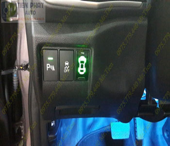 Lắp Cảm Biến Áp Suất Lốp Cho Toyota Zace Tại Tp.Hcm
