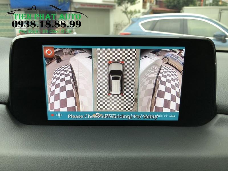 Lắp Camera 360 Độ DCT Bản T3 Chất Lượng Tốt Nhất Hiện Nay Tại TPHCM