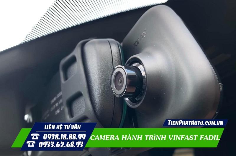 Lắp Camera Hành Trình Vinfast Fadil