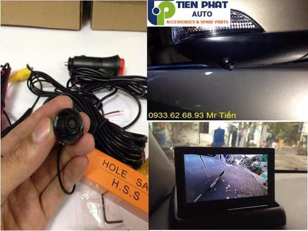 Lắp camera lùi cho ô tô – giải pháp xóa tan điểm mù