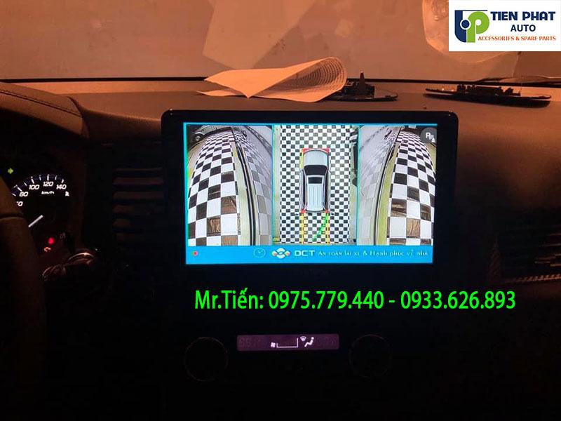 Lắp Đặt Camera 360 Độ DCT Cho Xe Xpander Tận Nơi