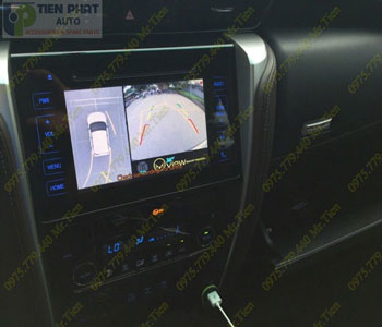 Lắp Đặt Camera 360 Độ Oview Cho Xe Ô Tô Nissan Livina Chuyên Nghiệp Tại Tp.HCM